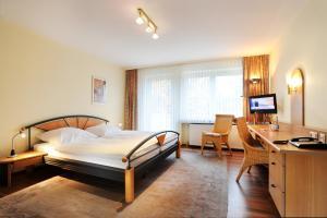 Hotel Herzog Garni, Hotel  Hamm - big - 3