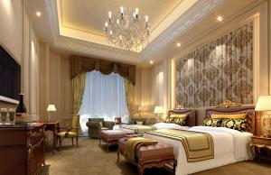 Tianjin Donglihu Hengda Hotel, Hotels  Tianjin - big - 28