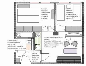 Best Residence Expo, Appartamenti  Praga - big - 5