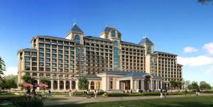 Tianjin Donglihu Hengda Hotel, Hotels  Tianjin - big - 1