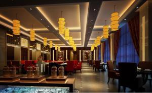 Tianjin Donglihu Hengda Hotel, Hotels  Tianjin - big - 21