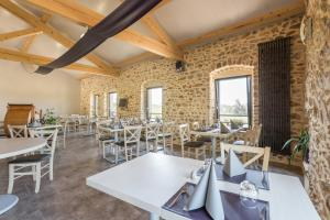 Auberge des Myrtilles, Отели  Saint-Bonnet-le-Froid - big - 27
