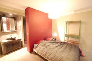 Vintage apartment, Apartmanok  Cannes - big - 19