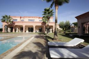Mexance Villa By Sejour Maroc, Villas  Oulad Mazoug - big - 7
