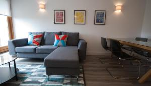 IFSC Dublin City Apartments by theKeyCollections, Apartmány  Dublin - big - 7