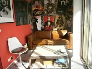 Vintage apartment, Apartmanok  Cannes - big - 40