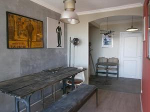 Vintage apartment, Apartmanok  Cannes - big - 43