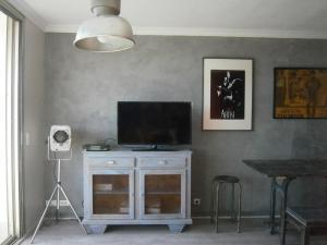 Vintage apartment, Apartmanok  Cannes - big - 44