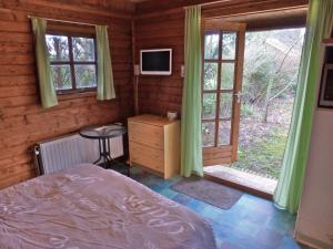 Bed & Happiness, Chalets  Wichmond - big - 12