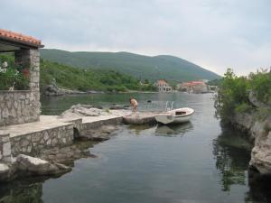 Holiday Home Brinic, Nyaralók  Tivat - big - 28