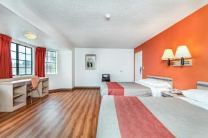 Habitación Estándar con 2 camas grandes
