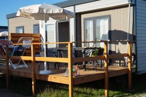 Nordsø Camping & Water Park, Campeggi  Hvide Sande - big - 49