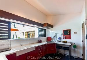 Cerca do Altinho, Дома для отпуска  Вила-Нова-де-Милфонтеш - big - 3