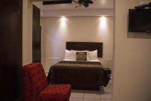 Hotel Mayis, Szállodák  Oaxaca de Juárez - big - 17