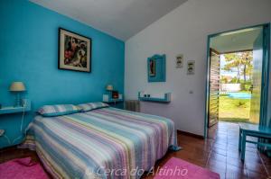 Cerca do Altinho, Дома для отпуска  Вила-Нова-де-Милфонтеш - big - 14