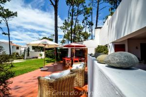 Cerca do Altinho, Дома для отпуска  Вила-Нова-де-Милфонтеш - big - 22