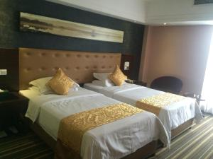 Shanshui Fashion Hotel Shunde Ronggui, Hotels  Shunde - big - 24