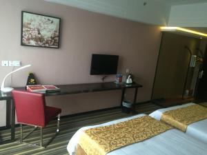 Shanshui Fashion Hotel Shunde Ronggui, Hotely  Shunde - big - 23