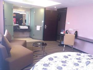 Shanshui Fashion Hotel Shunde Ronggui, Hotely  Shunde - big - 21