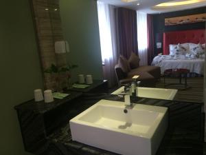 Shanshui Fashion Hotel Shunde Ronggui, Hotely  Shunde - big - 6