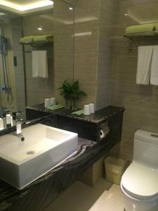 Shanshui Fashion Hotel Shunde Ronggui, Hotely  Shunde - big - 2