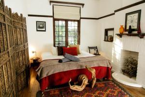 Chambre Double ou Lits Jumeaux de Luxe - Vue sur Jardin