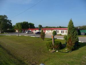 The Silver Birch Motel, Мотели  Goderich - big - 74
