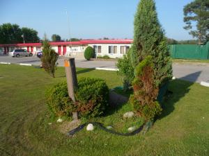 The Silver Birch Motel, Мотели  Goderich - big - 73