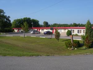 The Silver Birch Motel, Мотели  Goderich - big - 67
