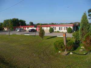 The Silver Birch Motel, Мотели  Goderich - big - 66