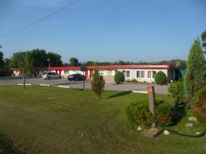 The Silver Birch Motel, Мотели  Goderich - big - 65