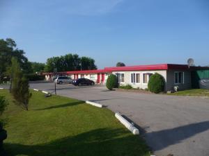 The Silver Birch Motel, Мотели  Goderich - big - 77