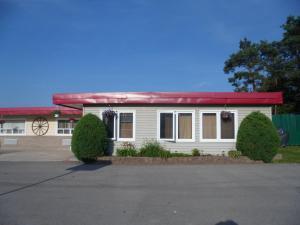 The Silver Birch Motel, Мотели  Goderich - big - 64
