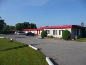 The Silver Birch Motel, Мотели  Goderich - big - 71