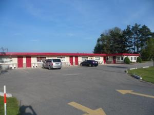 The Silver Birch Motel, Мотели  Goderich - big - 34