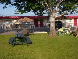 The Silver Birch Motel, Мотели  Goderich - big - 33