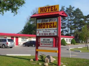 The Silver Birch Motel, Мотели  Goderich - big - 1