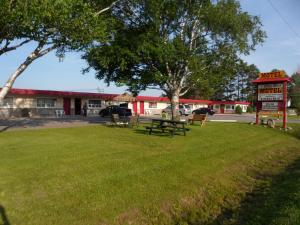 The Silver Birch Motel, Мотели  Goderich - big - 32