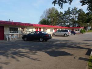 The Silver Birch Motel, Мотели  Goderich - big - 31