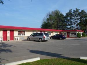 The Silver Birch Motel, Мотели  Goderich - big - 29