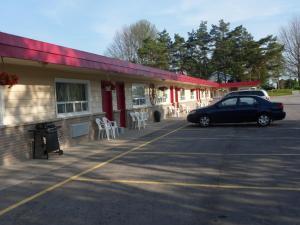 The Silver Birch Motel, Мотели  Goderich - big - 28