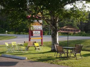 The Silver Birch Motel, Мотели  Goderich - big - 102