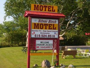 The Silver Birch Motel, Мотели  Goderich - big - 75