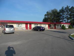 The Silver Birch Motel, Мотели  Goderich - big - 27