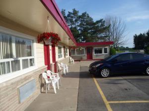 The Silver Birch Motel, Мотели  Goderich - big - 26