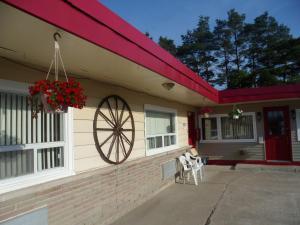 The Silver Birch Motel, Мотели  Goderich - big - 21