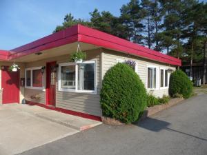 The Silver Birch Motel, Мотели  Goderich - big - 20