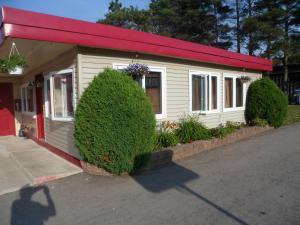 The Silver Birch Motel, Мотели  Goderich - big - 19
