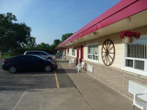 The Silver Birch Motel, Мотели  Goderich - big - 24