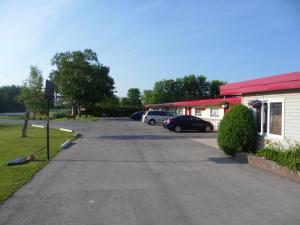 The Silver Birch Motel, Мотели  Goderich - big - 25